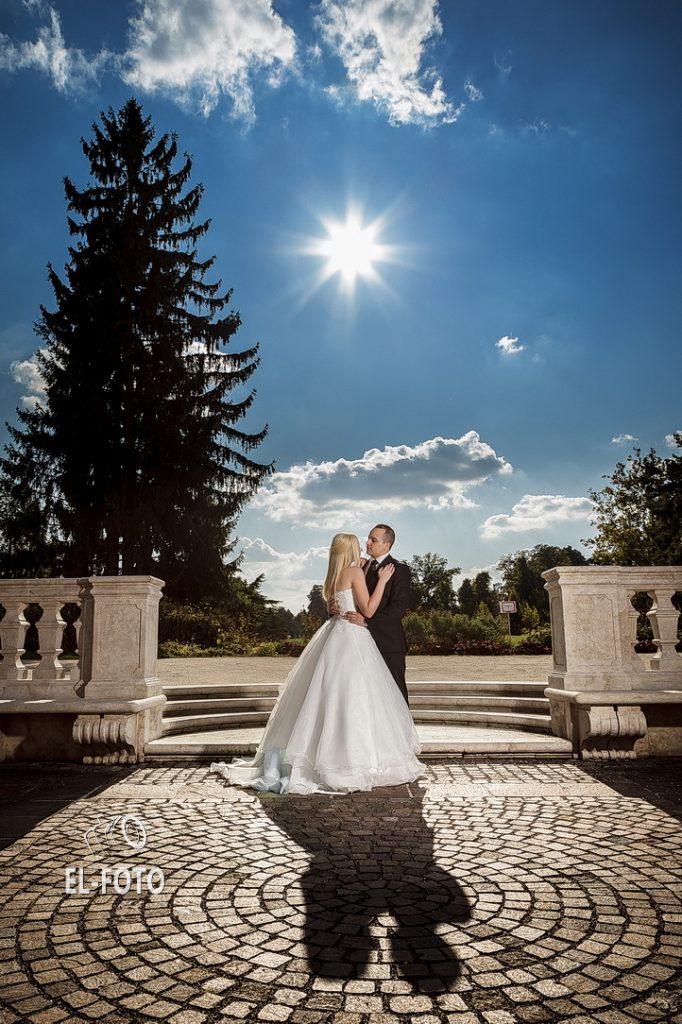 esküvői képek vakuval