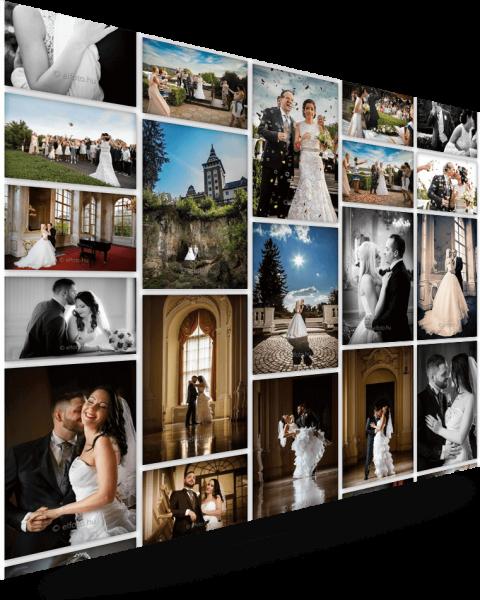 Esküvői képek - Fotógaléria